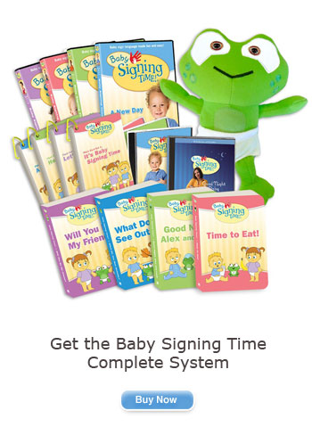 Get the Baby Signing Time Full Collection